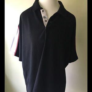 BURBERRY men's Golf Shirt